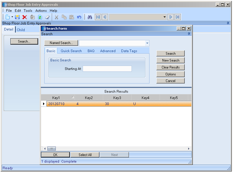 Job Activity at Shift End Extension For Epicor - SaberLogic