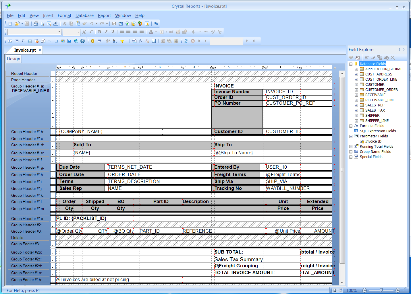 Logicity Auto Invoicing for Infor VISUAL ERP - SaberLogic