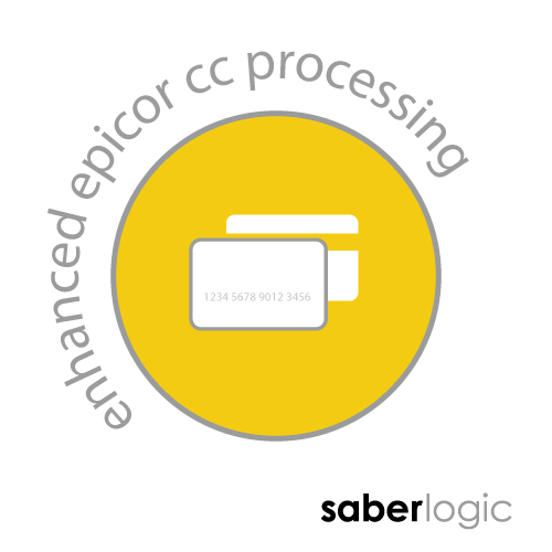 SaberLogic blog header for Epicor ERP Expanded Credit Card Processing