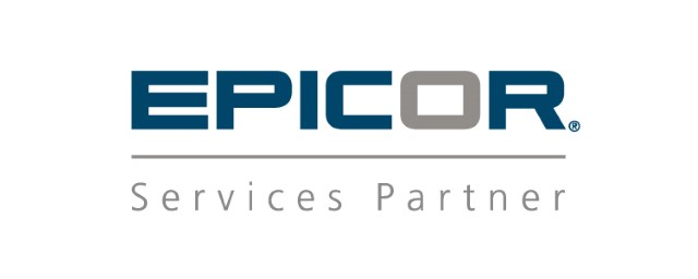 Epicor Crystal Reports Services by SaberLogic - Epicor Services Partner logo