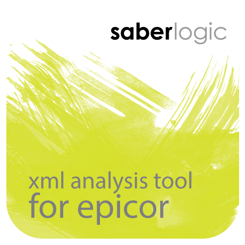 SaberLogic XML Analysis Tool for Epicor 9 and Vantage