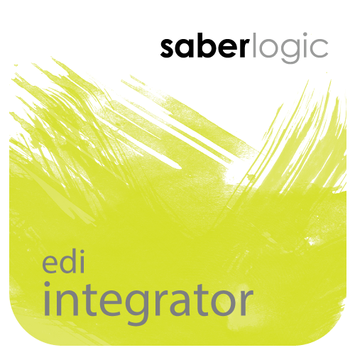 Icon for SaberLogic's EDI Integrator application for Epicor ERP