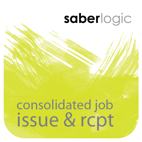 Consolidated Job Issue and Receipt for Epicor ERP - SaberLogic
