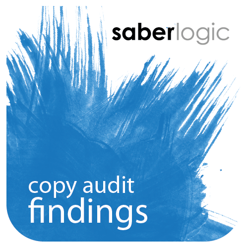 Copy Audit Findings for Infor VISUAL ERP - SaberLogic