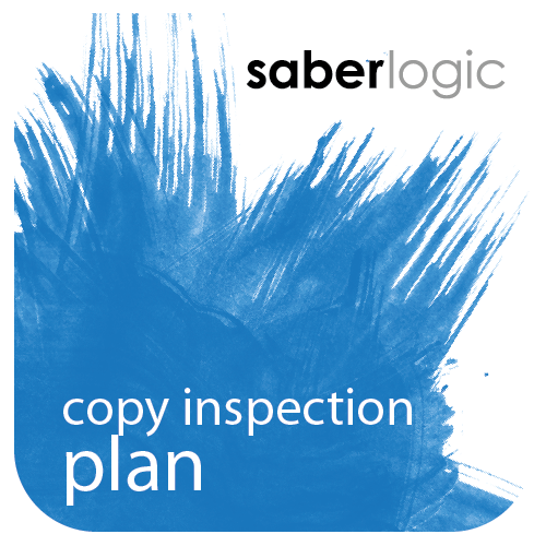 Copy Inspection Plan for Infor VISUAL ERP - SaberLogic