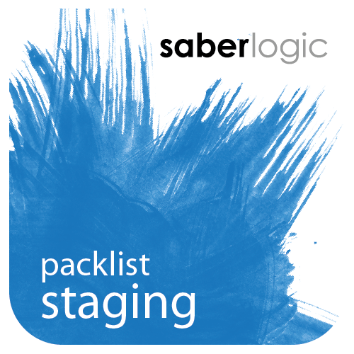 Packlist Staging by SaberLogic for Infor VISUAL ERP