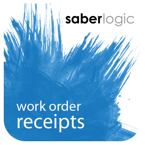 Work Order Receipts for Infor VISUAL ERP by SaberLogic