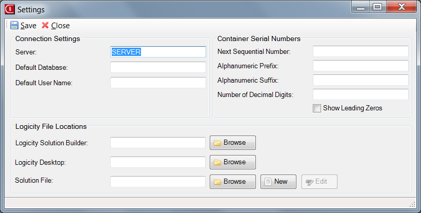 WIP Location Application for Infor VISUAL ERP by SaberLogic - Screenshot 2