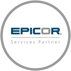 Epicor Services Partner Logo