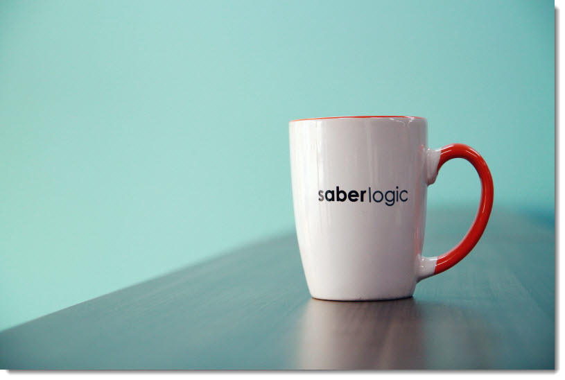 SaberLogic - Coffee Mug - Mmmmm